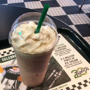 Triple O's / Milkshake